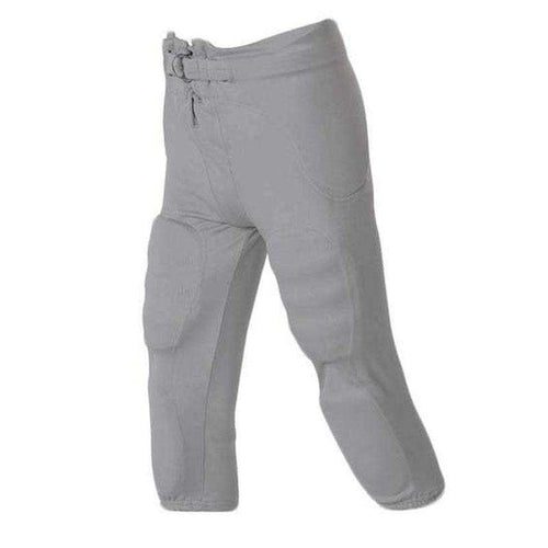 Alleson Youth Solo Series Integrated Football Pants - League Outfitters