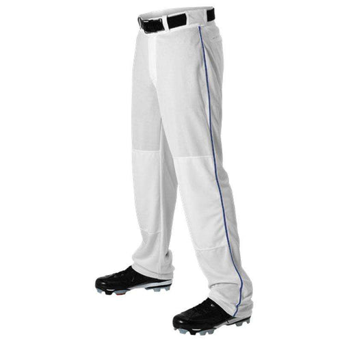 Alleson Adult Baseball Pants with Braid - League Outfitters