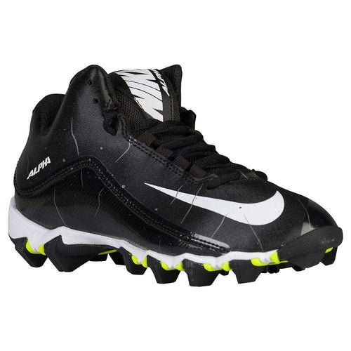 Nike Alpha Shark 2 3/4 BG Football Cleats - League Outfitters