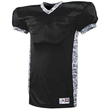 Augusta Adult Digital Camo Football Jersey - League Outfitters