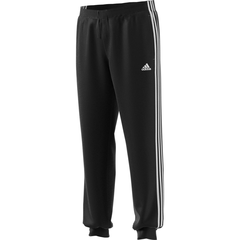 adidas Men's Essentials 3 Stripe Tricot Tapered Pant - League Outfitters