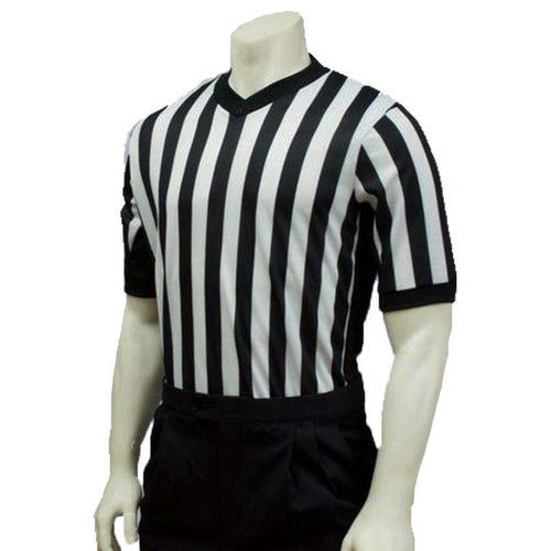 Smitty Short Sleeve Basketball Referee Shirt - League Outfitters