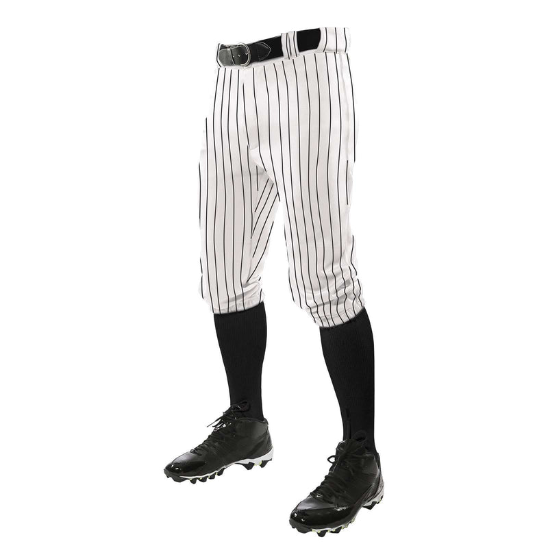 Champro Triple Crown Knicker Pinstripe Adult Baseball Pants - League Outfitters