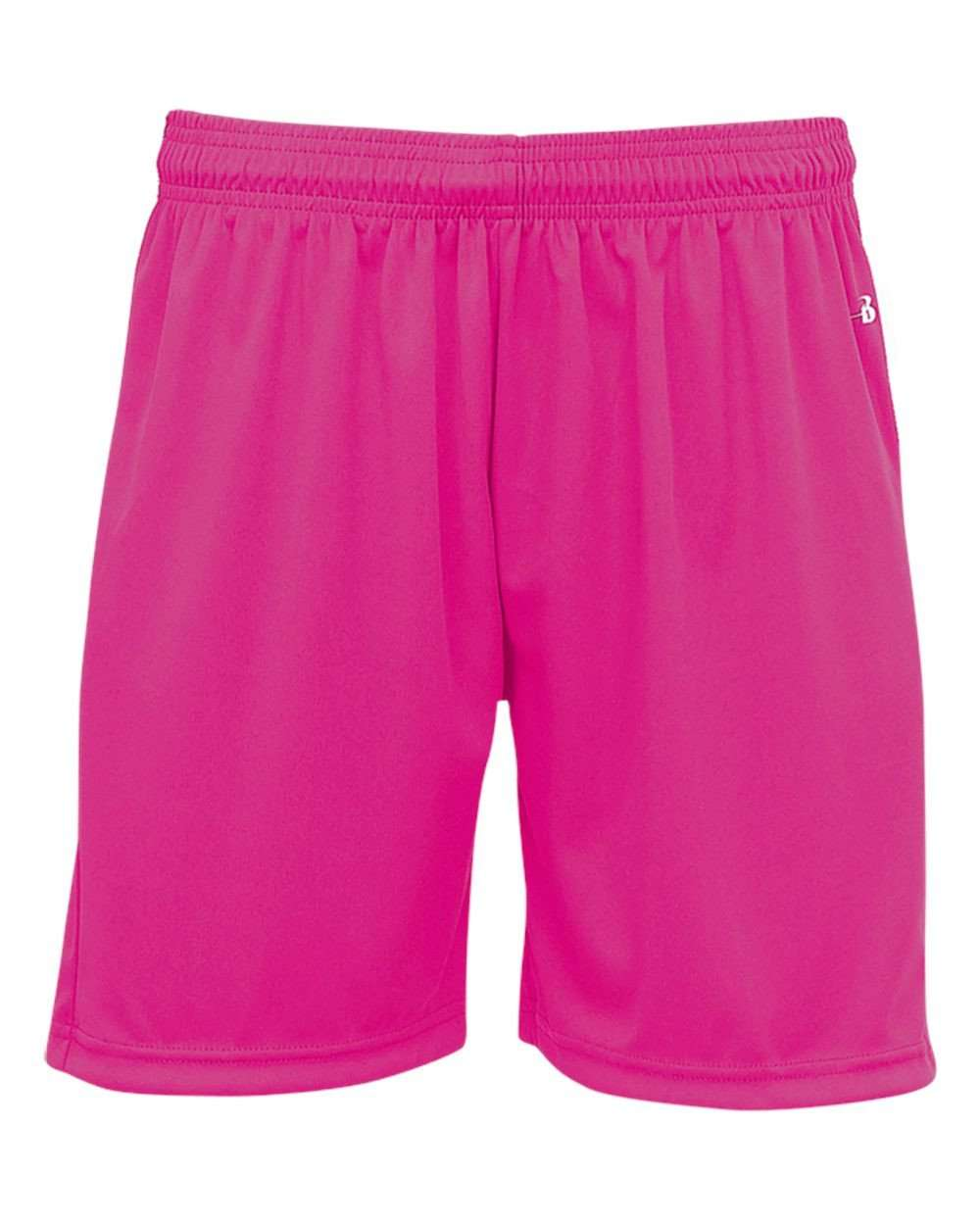 Badger Girls Ace Shorts - League Outfitters