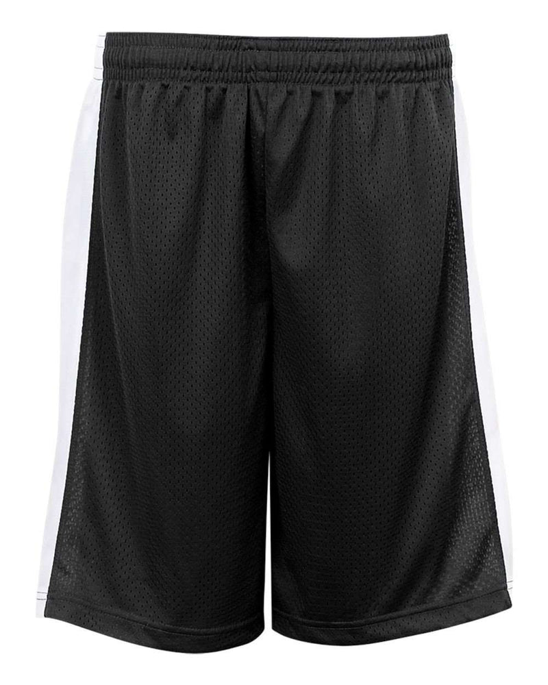 Badger Youth Challenger Shorts - League Outfitters