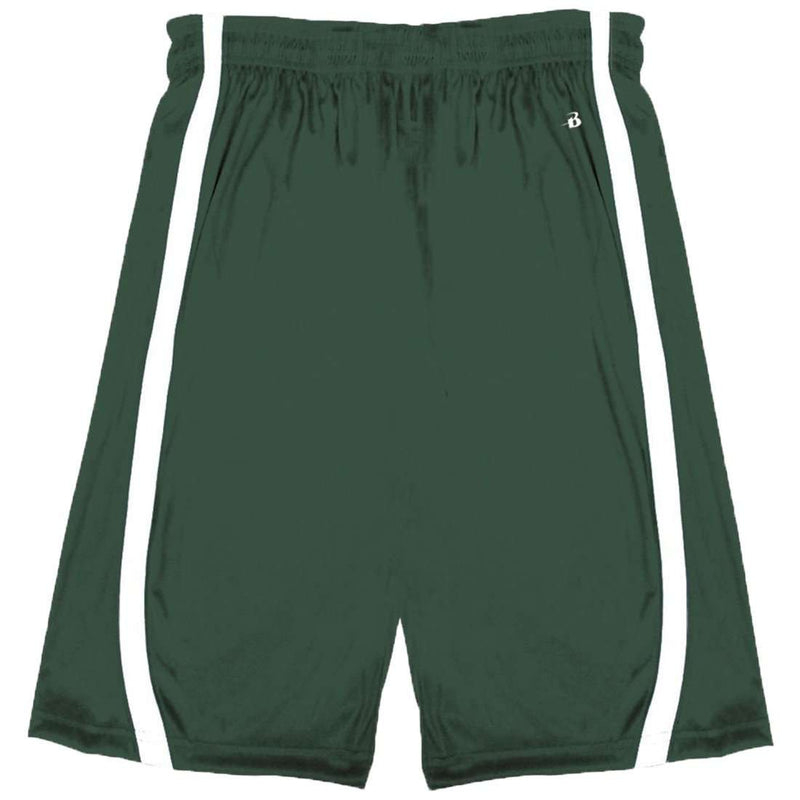 Badger B-Slam Adult Reversible Short - League Outfitters