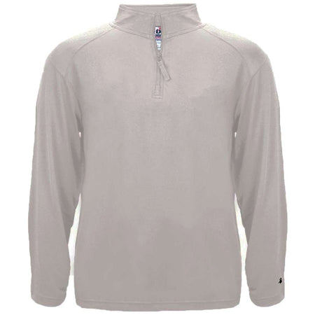 Badger 1/4 Zip Light Weight Pullover - League Outfitters