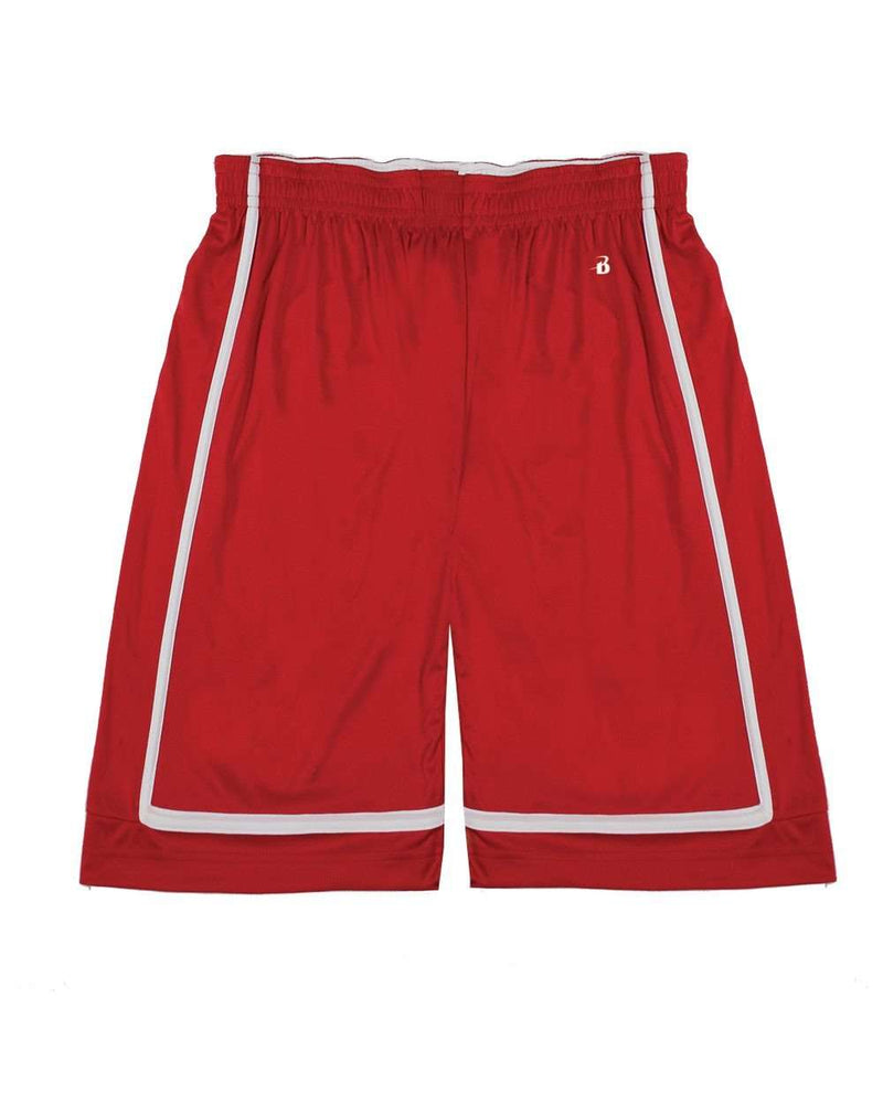 Badger Adult Men's B-Line Reversible Shorts - League Outfitters