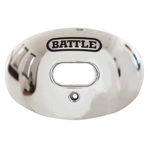 Battle Oxygen Chrome Football Mouthguard - League Outfitters