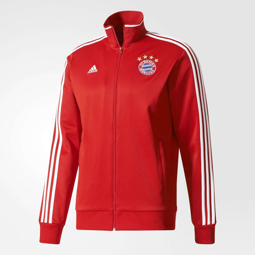adidas FC Bayern Munich Men's Track Jacket - League Outfitters