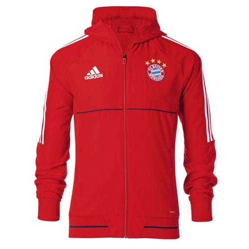 adidas FC Bayern Munich Men's Presentation Jacket - League Outfitters