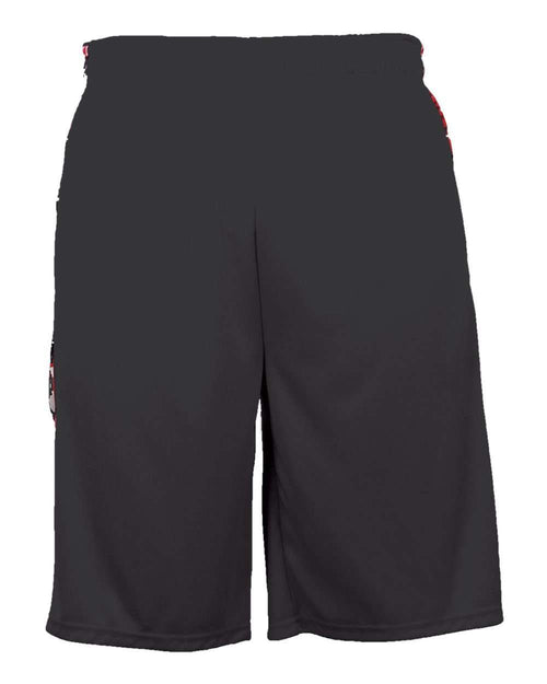 Badger Digital Panel Short - League Outfitters