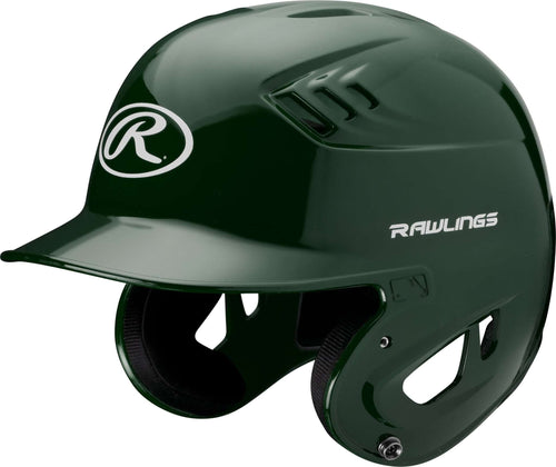 Rawlings CoolFlo Clear Coat Adult Batting Helmet - League Outfitters