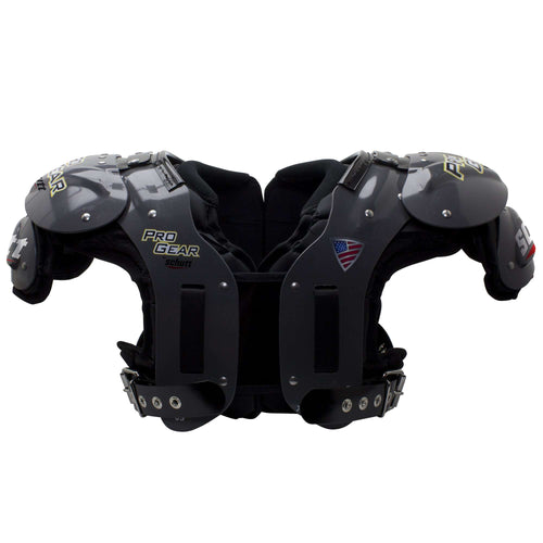 Schutt Pro Gear CL 65 Adult Football Shoulder Pads -  OL/DL - League Outfitters