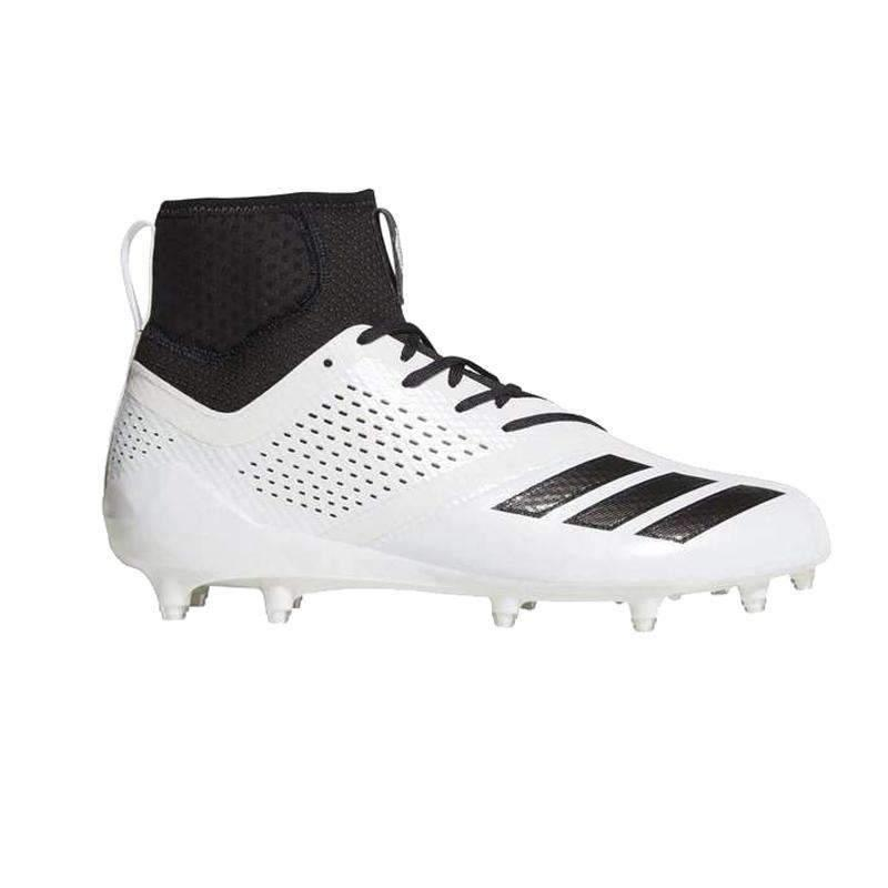 new product 2f9cb af2ed adidas adizero 5-Star 7.0 SK Football Cleats - 6.5   White Black
