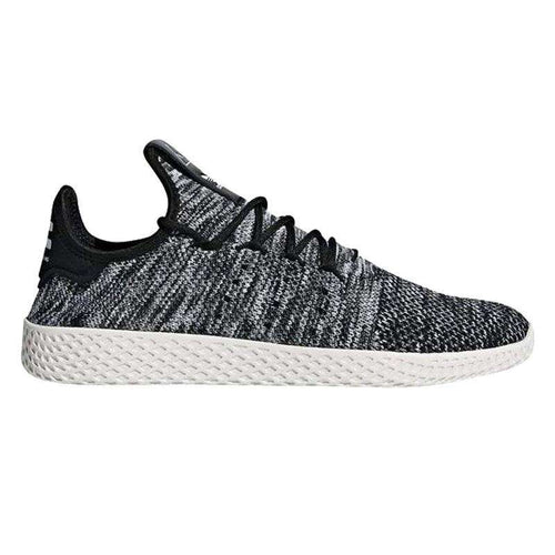 adidas Pharell Williams Tennis Hu Primeknit Oreo Shoes - League Outfitters