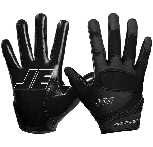 Cutters JE11 Signature Series Youth Football Receiver Gloves - League Outfitters