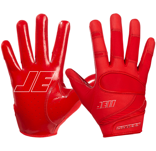 Cutters JE11 Signature Series Adult Football Receiver Gloves - League Outfitters