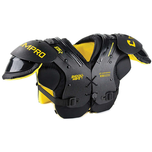 Champro Shock Wave Youth Shoulder Pads - League Outfitters
