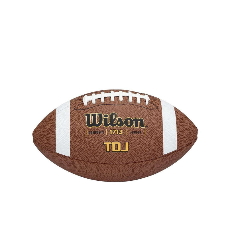 Wilson TDJ Composite Football - League Outfitters