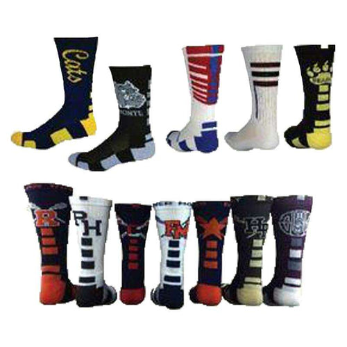 Pear Sox Custom Crew Socks - League Outfitters