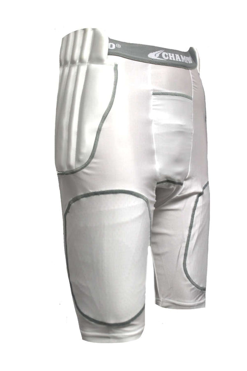Champro Integrated 3 Pad Adult Girdle - League Outfitters