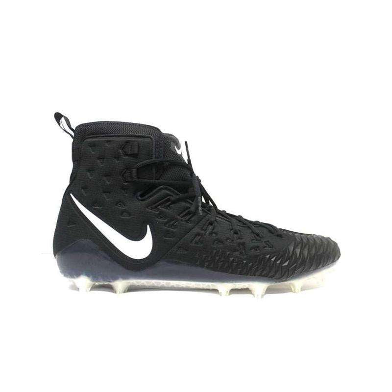 302927a6defe1 Nike Force Savage Elite TD Promo Football Cleats - 9   Black White-Black