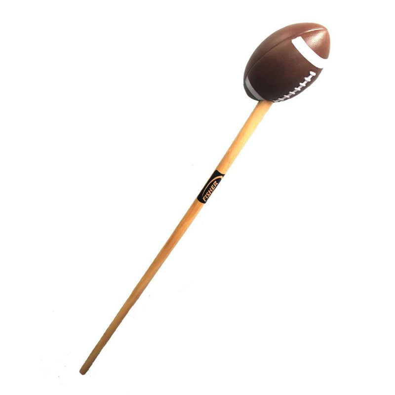 Fisher Football on a Stick - League Outfitters