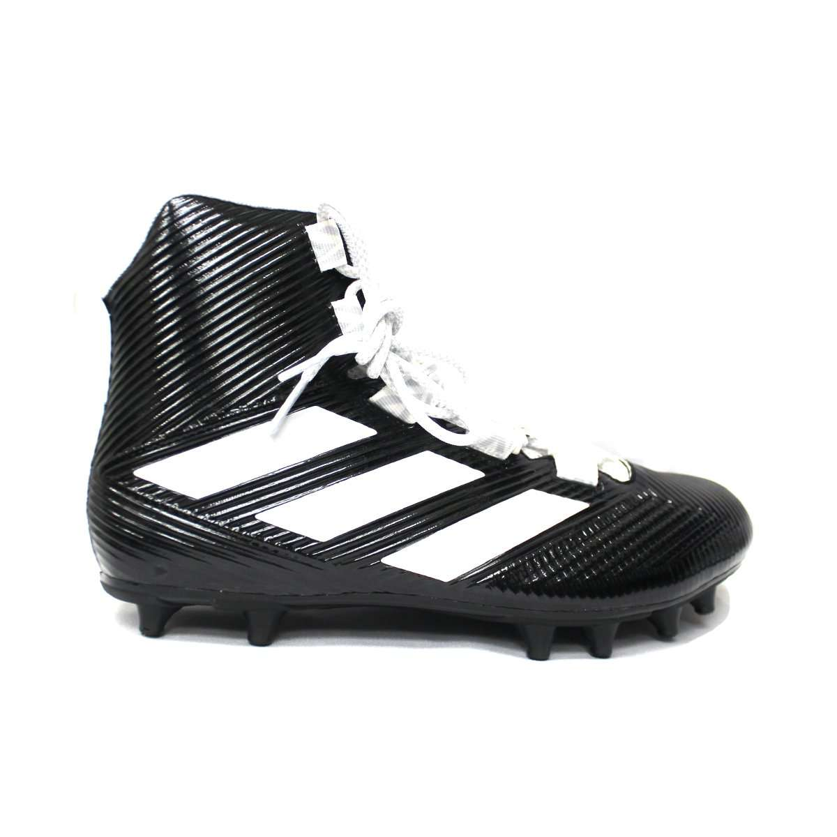 5c868bc56 adidas Freak Carbon High Wide 2E Football Cleats - 10.5 Wide / Black/White