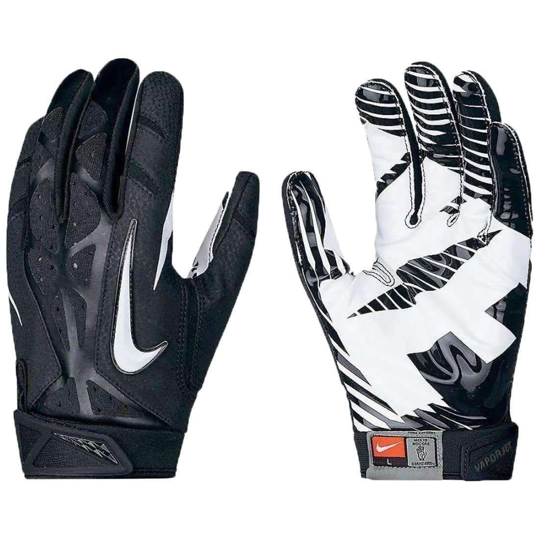 bb7f8b7b51b2 ... Nike Vapor Jet 2.0 Adult Football Receiver Gloves - League Outfitters