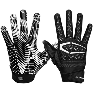 Cutters The Gamer 3.0 Adult All-Purpose Football Gloves - League Outfitters