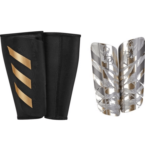 adidas Adult Ghost Graphic Pogba Soccer Shin Guards - League Outfitters