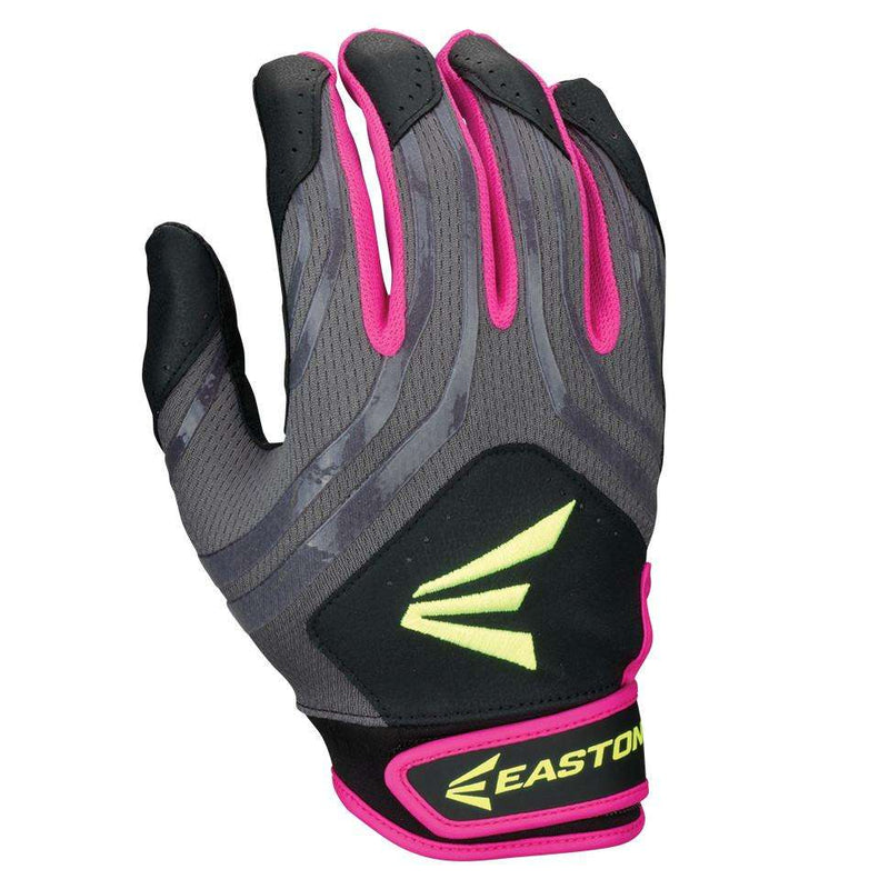 Easton HF3 Hyperskin Women's Fastpitch Softball Batting Gloves - League Outfitters