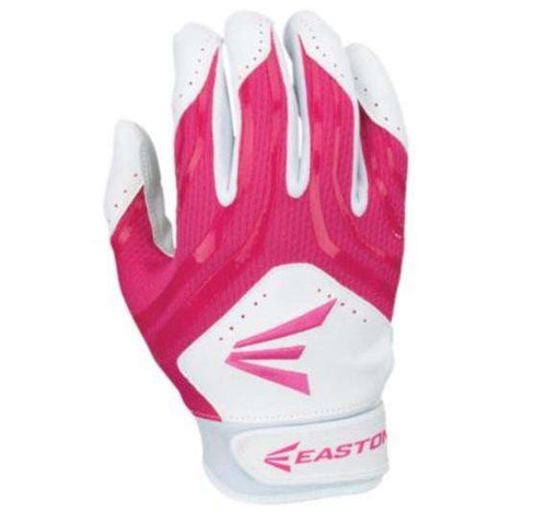 Easton HF3 Girls Hyperskin Fastpitch Batting Glove - League Outfitters