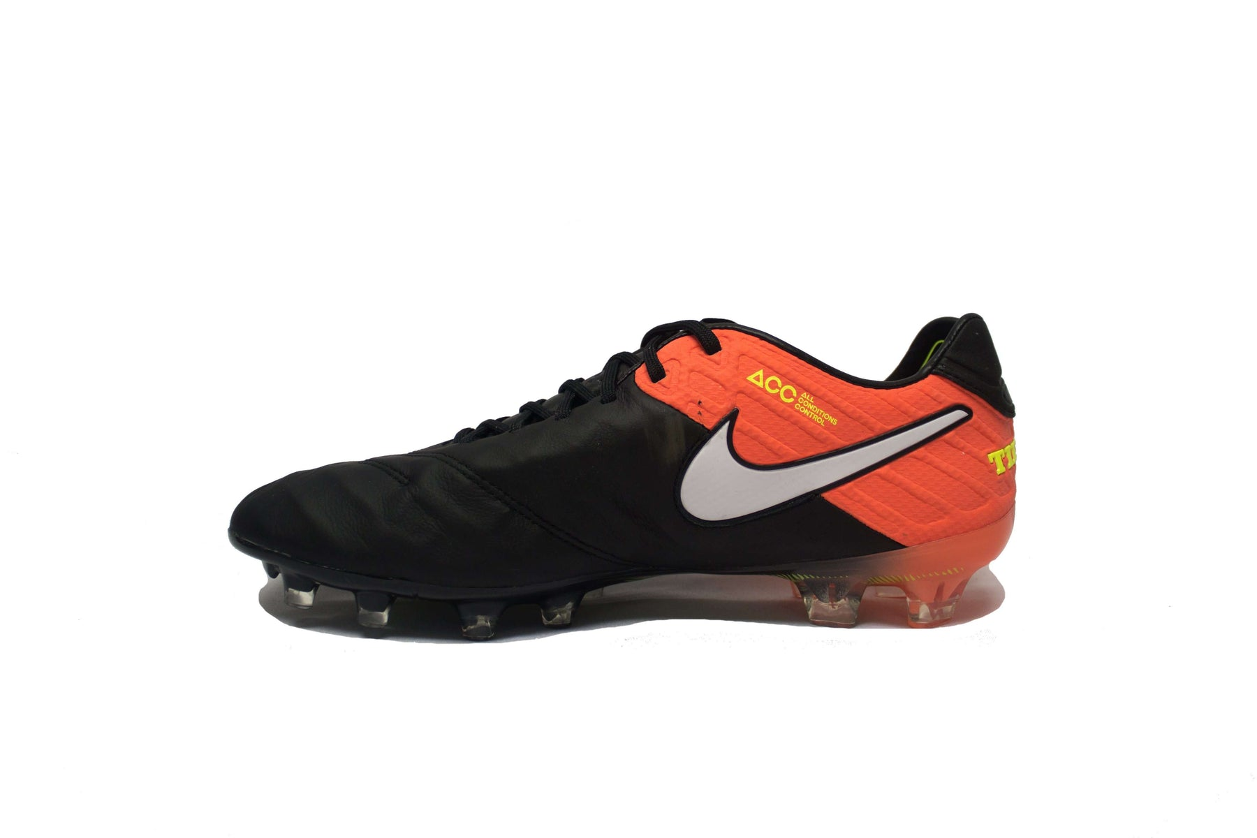 fa6044352df ... Nike Men s Tiempo Legent VI FG Soccer Cleats - League Outfitters ...