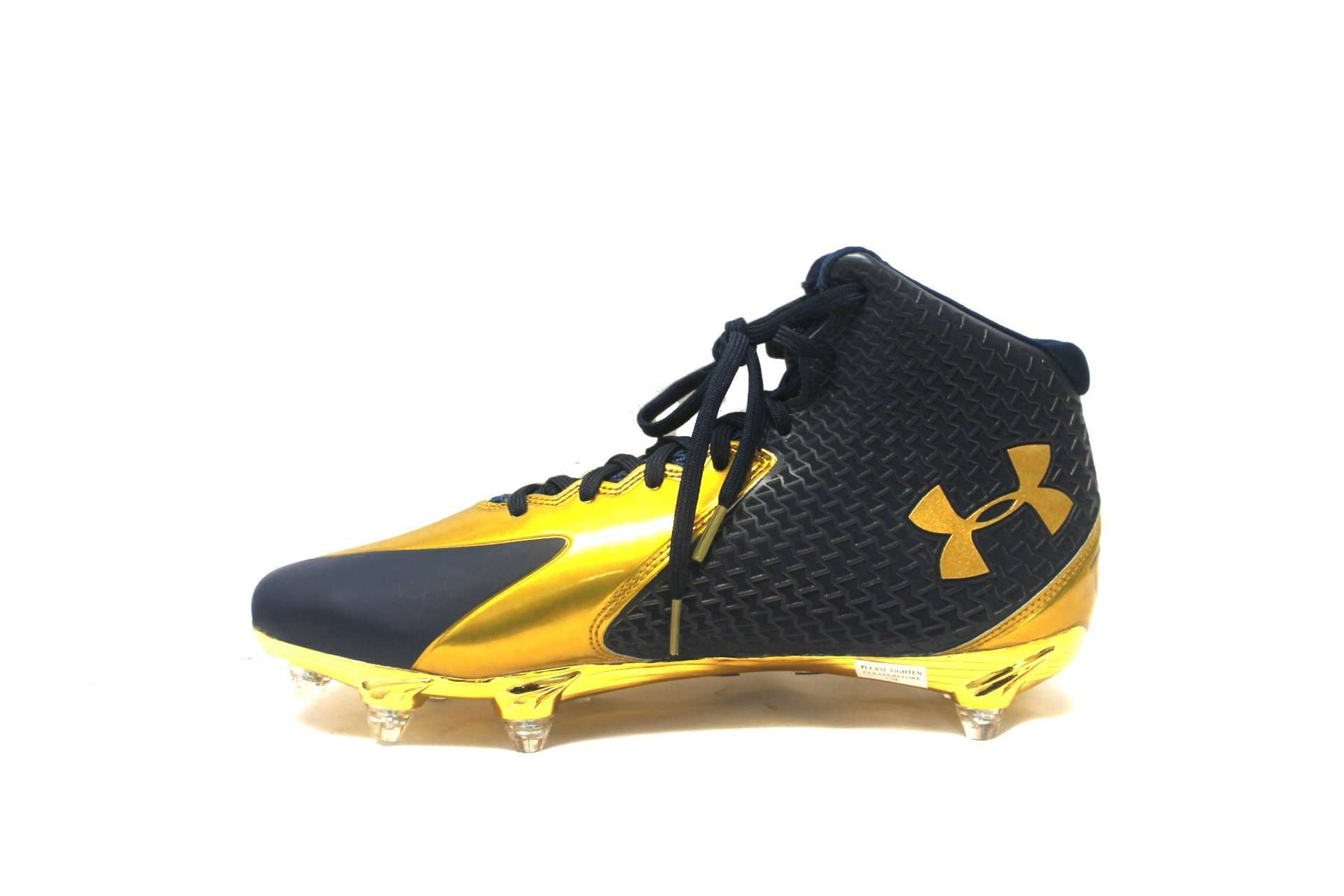 d6e52419f73 ... Under Armour Team Nitro Mid D Football Cleats - League Outfitters ...