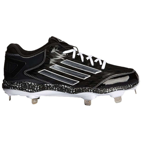 adidas PowerAlley 2 Men's Metal Baseball Cleats - League Outfitters