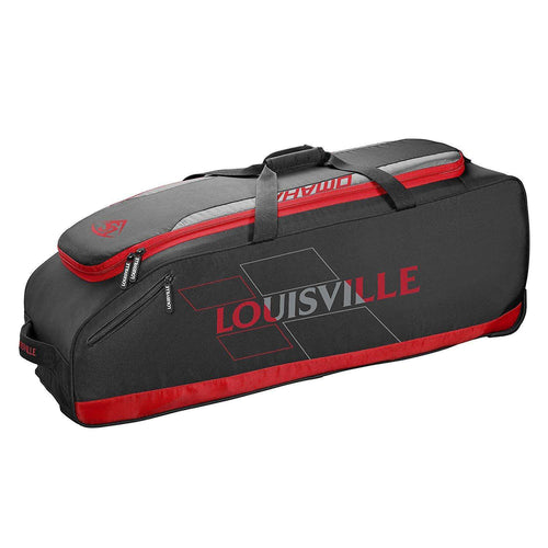 Louisville Slugger Omaha Rig Wheeled Bag - League Outfitters
