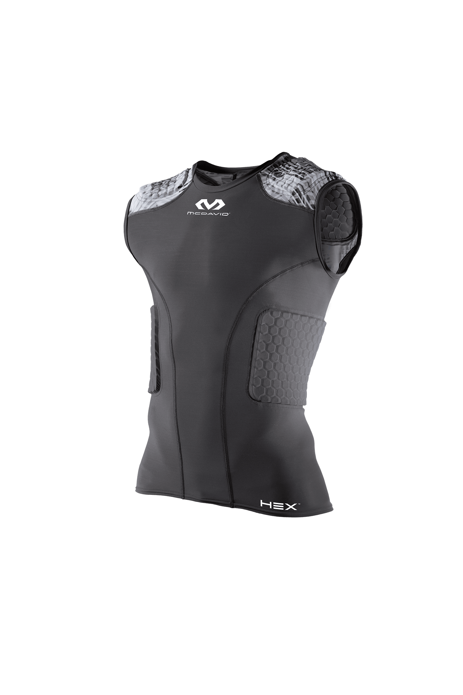 caa0ffe223 McDavid Adult Hex 5-Pad Sleeveless Shirt – League Outfitters