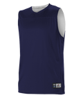 Alleson A105 Youth Blank Reversible NBA Jersey - League Outfitters