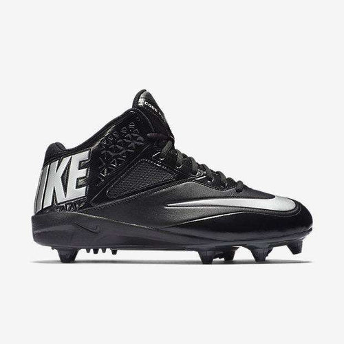 buy popular 6be3f d8702 Nike Lunar Code Pro 3 4 Wide D Football Cleats - League Outfitters