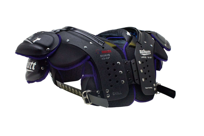 Schutt 02 Maxx Skill Adult Shoulder Pads - League Outfitters