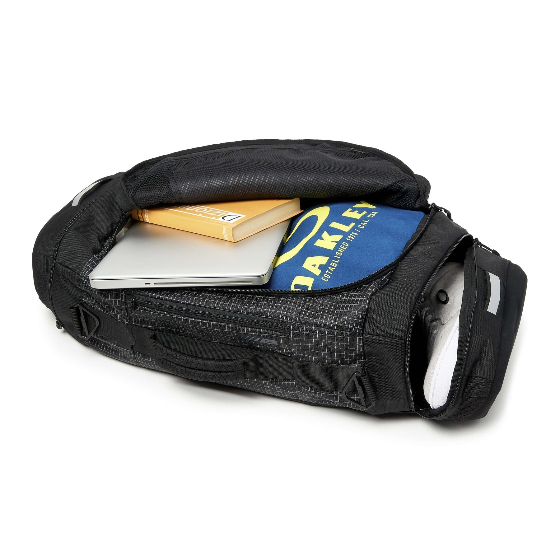e71f9089f7 ... Oakley Link Duffle Bag - League Outfitters ...