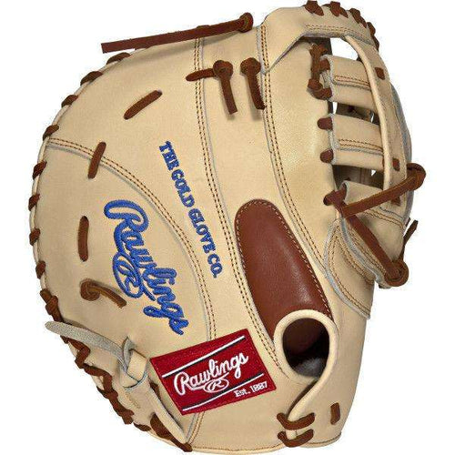 "Rawlings Pro Preferred 12.25"" Adrian Gonzalez Game Model First Base Mitt - League Outfitters"