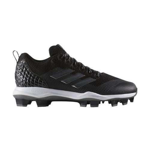 adidas PowerAlley 5 TPU Men's Baseball Cleats - League Outfitters