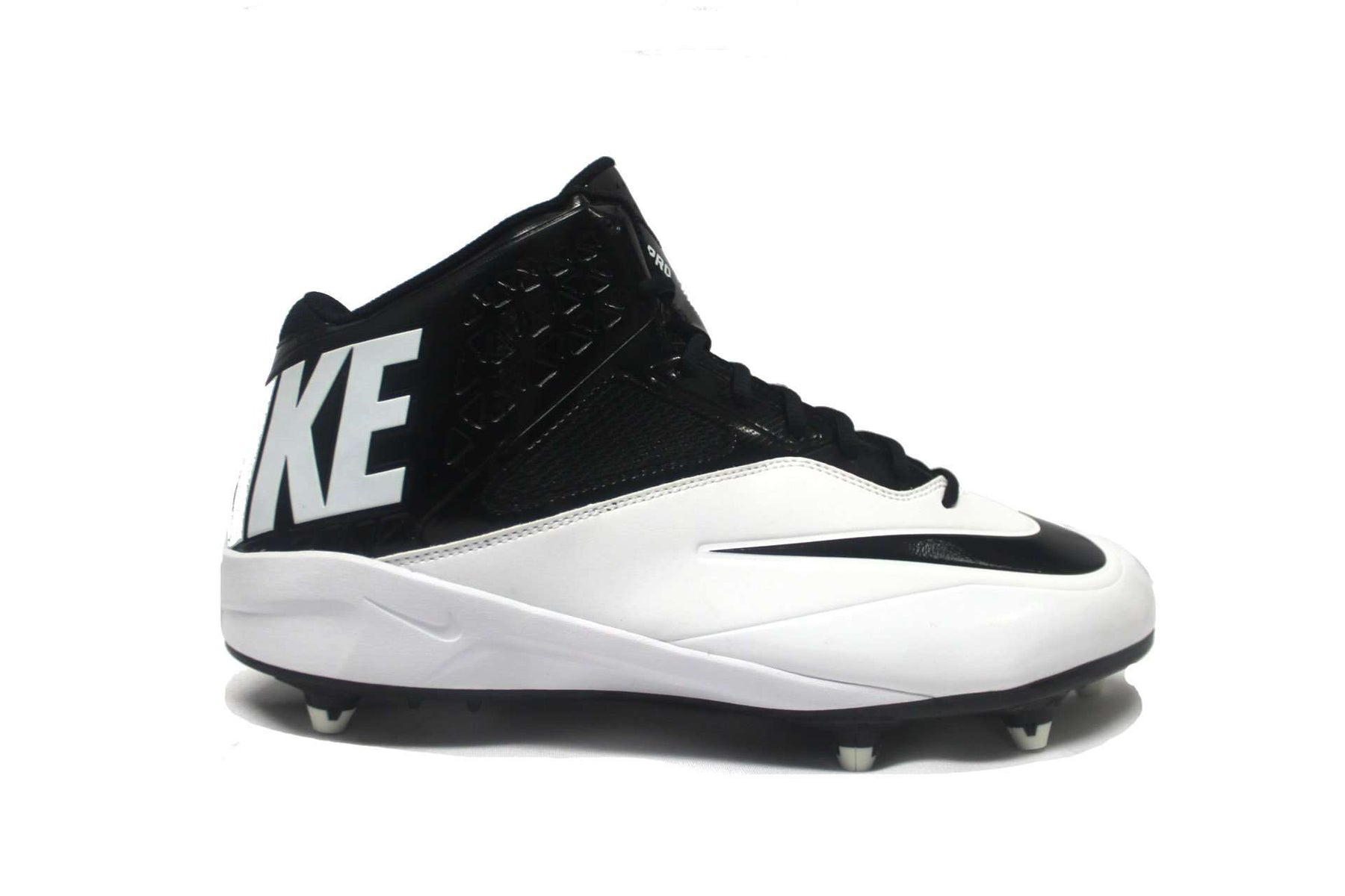 buy popular 74460 5fbb4 Nike Lunar Code Pro 3 4 Wide D Football Cleats - League Outfitters