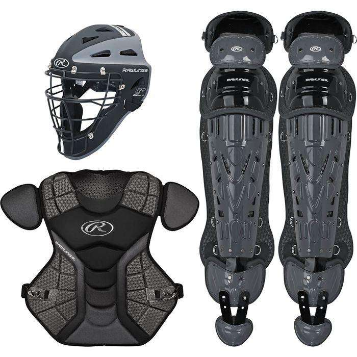 Rawlings Velo Adult Catcher's Set - League Outfitters