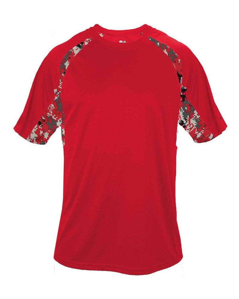 Badger Digital Hook Youth Tee - League Outfitters