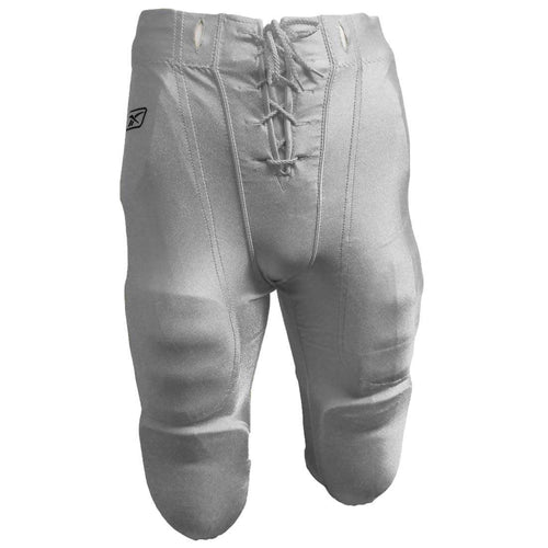 Reebok Nylon/Spandex Adult Tunneled Pro Football Pants - League Outfitters