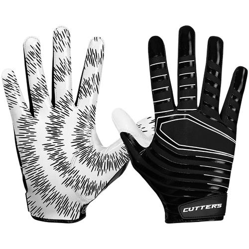 Cutters Rev 3.0 Youth Football Receiver Gloves - League Outfitters